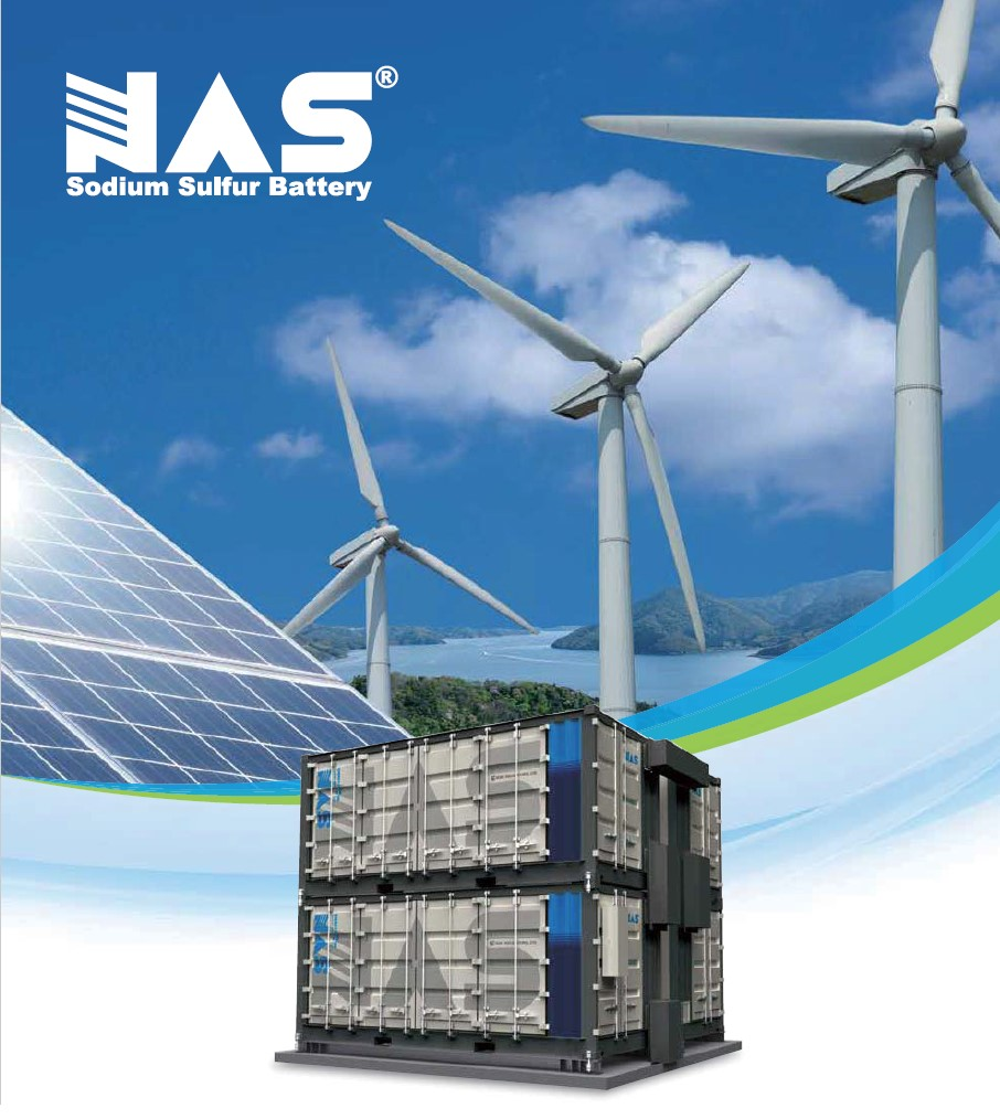 Battery: Sodium Sulfur Battery System | United Nations