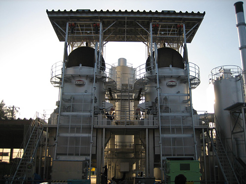 Waste Management Waste Incinerator Of Gasification System