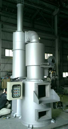 Waste Management: Compact Waste Incinerator | United Nations